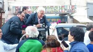 Desde La Rioja, De la Sota se comprometió a crear un fondo de equilibrio para provincias menos favorecidas