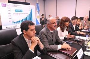 """CFK: """"No va a haber en el mundo un aumento de salario como el que hubo en estos 12 años"""""""