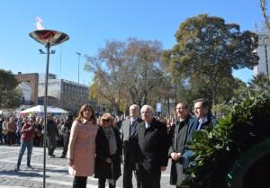 #AMIA21años Córdoba recordó a las víctimas del atentado a la AMIA