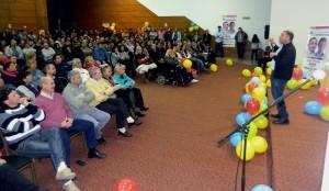 Juecismo activó campaña de cara a las PASO y postergó decisión de cómo jugará en la elección municipal