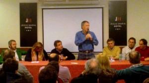 Schiaretti retornó al ruedo proselitista para apoyar a De la Sota en las PASO