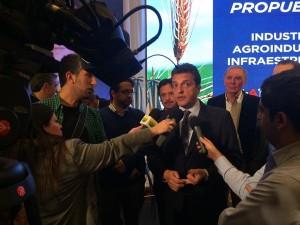 "Agroindustria: Massa presentó Plan para ""crecer con el Campo"""