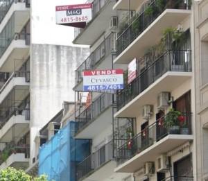 La venta de inmuebles creció 7,9% en mayo en la ciudad de Buenos Aires