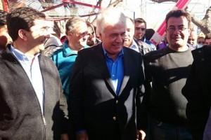 «Después de ganar en las PASO, quiero debatir con Scioli y Macri»
