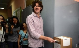 martin lousteau voto