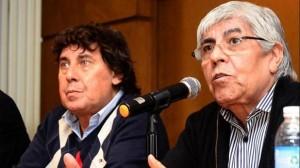 Junto a Micheli, Moyano calificó de «lamentable» el aumento al Salario Mínimo