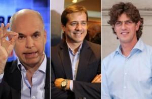 Candidatos a jefe de gobierno porteño cerraron sus campañas de cara a las elecciones del domingo