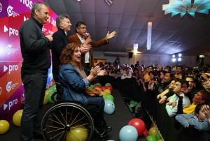 """Para Romero, su triunfo se debió a que lo votaron """"de todos los partidos"""""""