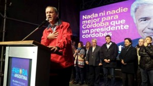 Pos escrutinio (con demoras en los resultados), Schiaretti y De la Sota opinaron a favor del voto electrónico
