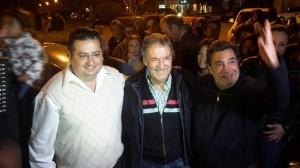"""Junto a Brandán, Schiaretti afirmó que """"nunca se puede provincializar ni nacionalizar una elección a intendente"""""""