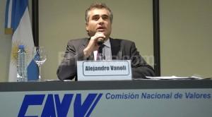 Vanoli admitió que si quitan cepo habría «gran devaluación»