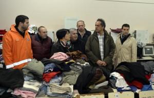 Scioli afirmó que el gobierno está abocado a la vuelta a casa de las familias