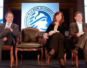 """Al rechazar el pedido devaluatorio, CFK pidió defender el mercado interno y no """"encajar"""" el país"""