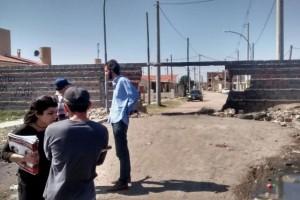 """Musso le apuntó a Mestre por tratar """"con desprecio"""" a los vecinos de Villa Aspacia"""
