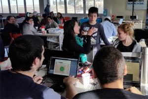 Profesionales y estudiantes cordobeses participaron de una hackathon