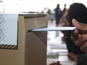 En Villa María y en otras 7 localidades, se vota para elegir autoridades comunales