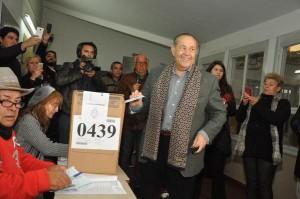 """Rodríguez Saá afirmó que no es """"dueño de los votos"""" en un balotaje"""