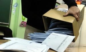 apertura de urnas votos