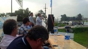 #4DíaCeseComercialización Dirigentes de la Mesa de Enlace con productores de Córdoba y Tucumán