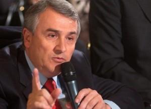 Por el asesinato de Velásquez, Morales le apuntó a la referente de la Tupac Amaru