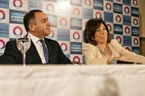 """""""Córdoba Crece"""", un nuevo compromiso de Juez y Olga"""