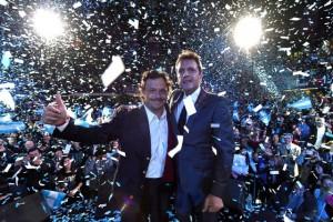 """""""Macri se paró a repetir la palabra cambio y el único cambio que hubo fue el de su discurso"""""""