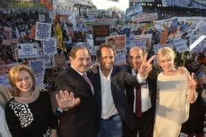 Scioli enfoca su expectativa en la elección tucumana