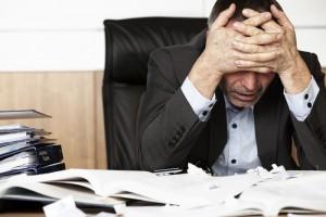 Trabajar muchas horas aumenta el riesgo de sufrir una embolia cerebral