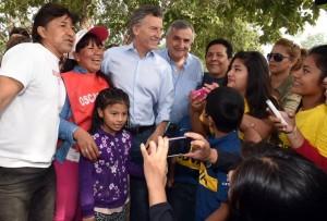"""Macri rechazó el """"juego sucio"""" del kirchnerismo en campaña"""