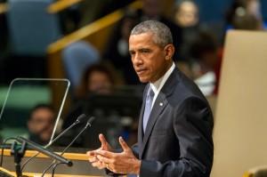 En la Asamblea de la ONU, Obama pidió el fin del embargo estadounidense a Cuba