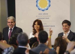 """Al felicitar a Mestre, CFK cargó contra la oposición, al afirmar que su espacio no denuncia """"fraude"""" cuando pierde"""