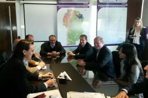 Con el foco puesto en la sustentabilidad ambiental, Provincia y UIC, rubrican convenio