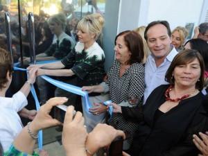 "Más que un guiño de la esposa de Schiaretti a Rabolini ""primera dama"""
