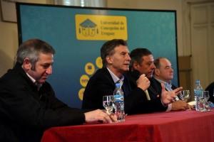 """Macri cuestionó el """"federalismo devaluado"""" que deja el kirchnerismo"""