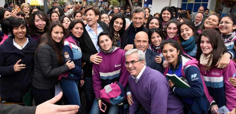 Macri en San Luis 23set