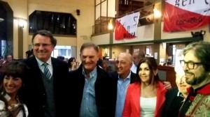 #VotoCBA El frente Progresistas aspira a captar votos radicales y kirchneristas desencantados