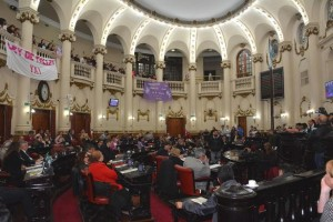 legislatrua ley de talles recinto