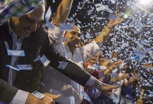"""Mientras Manzur se autoproclama, la Junta Electoral afirmó que Tucumán """"no tiene gobernador electo"""""""