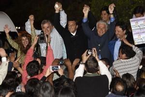 «Les hablo a Milagro Sala y al gobernador Fellner: No les tengo miedo, no se van a llevar Jujuy por delante»