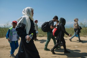 ACNUR le pide a Europa dar una respuesta a la crisis de refugiados