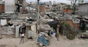 Más de un cuarto de la población vive con $43 por día