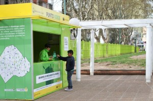 Un ranking de barrios que más reciclan en la Ciudad