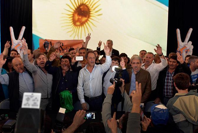 scioli en congreso pj mar del plata