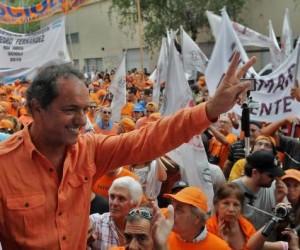 """#Elecciones Se viene la """"ola naranja"""" a Córdoba"""