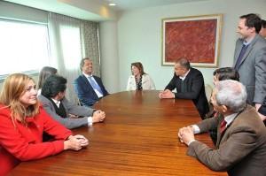Alineamiento confirmado: Riutort apoya al presidenciable del peronismo (K)