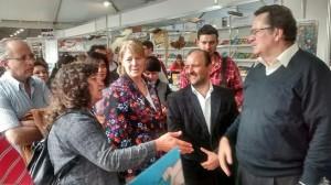 En Córdoba, la presidenciable de Progresistas afirmó  que aspira a llegar al balotaje