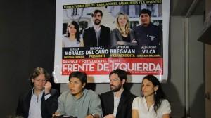 """El candidato a presidente por el FIT advierte que """"en Jujuy se prepara un fraude a la tucumana"""""""