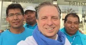 Doctorado Honoris Causa a un referente en responsabilidad social empresaria