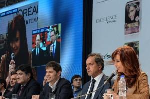 """CFK pidió que el modelo de crecimiento """"tenga continuidad"""""""