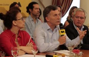 Macri insistió en pedir a los argentinos que unifique el voto opositor
